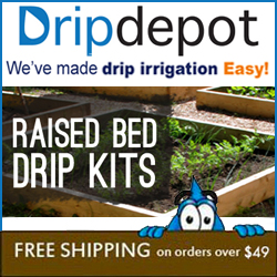 Drip Depot makes watering EASY!